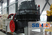 SBM - Simmons Конусная дробилка CS