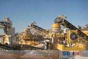 SBM - Дробильно-сортировочный комплекс