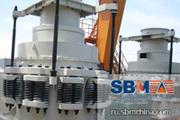 SBM - Конусная дробилка