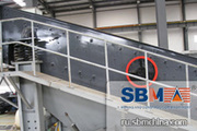 SBM - Виброгрохот