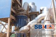 SBM -Вертикальная мельница