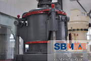 SBM - Мельница для крупного измельчения MXB