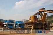 SBM - Техника для производства Песка