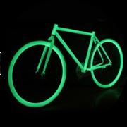 Светящаяся в темноте краска AcmeLight для тюнинга велосипеда